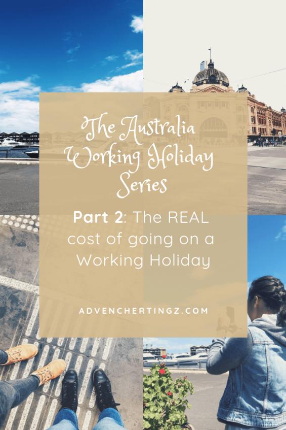 Australia Working Holiday Part 2-min